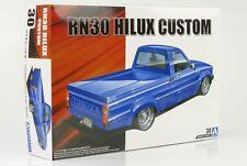 1978 Toyota Hilux pick up rn30 cutom Low Rider kit kit 1:24 Aoshima