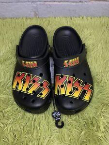 Crocs Crocband KISS Clog men's size 9/ Wmns Sz11  RARE