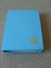 More details for vintage girl guiding memorabilia brownie handbook binder for guiders leaders 80s