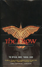 Crow City of Angels Trading Card Base Set + 7 Embossed + 6 Tattoos + Wrapper