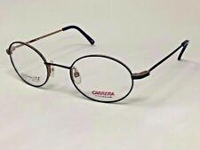 CARRERA KIDS FLEXOLITE Eyeglasses Frame CA7492 41-18-125 Brown/Navy Blue RT77