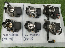 Job Lot 6 x SAAB 9-5 Throttle Body TB 9188186 5950191