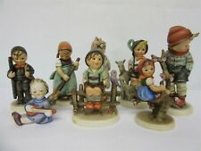 Collection of eight Hummel / Goebel figurines - All in very good condition