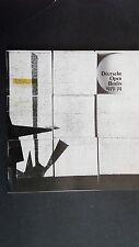Fidelio Ludwig von Beethoven German East Berlin Opera Program & Ticket Stub 1973