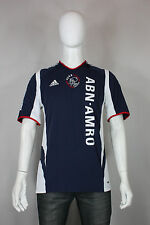 Ajax adidas jersey M 05 away Abn-ambro blue white
