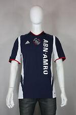 Ajax adidas jersey M 05 away Abn-ambro blue white