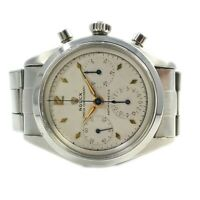 """Rolex Oyster Chronograph """"Pre-Daytona"""" Stainless Steel 6234 - Pre-Owned"""