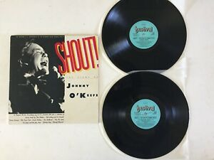 Shout! The Story of Johnny O'Keefe - Double LP Black Vinyl Record Rockabilly