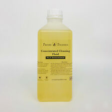 More details for brass/clock cleaning concentrate solution no 1  (1 litre ) - free p&p