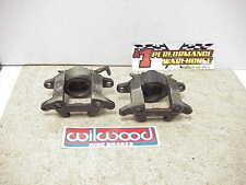 2 Wilwood BIG GM Single Piston Aluminum Brake Calipers IMCA Mudbog  JR10
