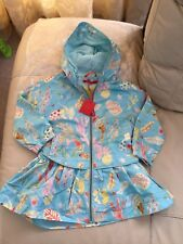 New Oilily mermaids and coral coat 5 years retail £122