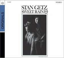 Stan Getz - Sweet Rain NEW CD