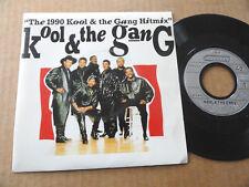 """KOOL & THE GANG  45T  """" THE 1990 KOOL AND THE GANG HITMIX """""""