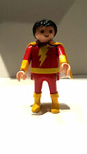 playmobil shazam superheroes dc comics custom