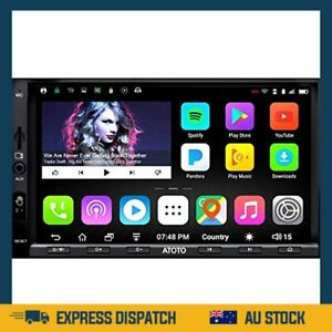 PREMIUM Android Car Navigation Stereo w/ 2x Bluetooth & Phone Fast Charge - AU