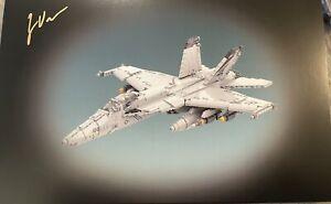 Brick Veteran F-18 E VFA-143 Pukin Dogs