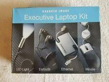 New listing Sharper Image - Executive Laptop Kit * (New)