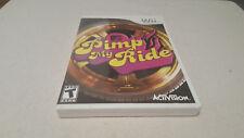 Pimp My Ride (Nintendo Wii, 2008) NO MANUAL