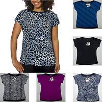 Ellen Tracy Womens Short Sleeve Dolman Top Choose Size & Color