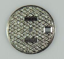18K WHITE GOLD DIAMOND DIAL FOR ROLEX 69174 CAL.2030 2135