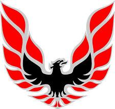 "#M247 4"" Pontiac Trans AM Firebird Hood Eagle Red"
