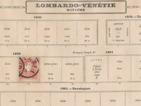 lombardy  early  stamp as shown ref 12329