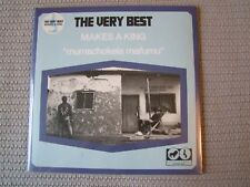THE VERY BEST Makes A King  LP 33T electro world Neuf et Scellé  M / M  2015 CD