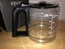 Krups Savoy Glass Carafe XB112050 Coffee Makers EC3110, EC3120, EC3130, EC3140