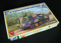 Bronco CB35088 1/35 scale WZ-701 Armored Command & Control Vehicle model kit