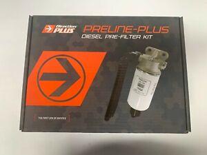 PRELINE-PLUS DIESEL PRE-FILTER KIT UNIVERSAL 12mm FUEL LINE