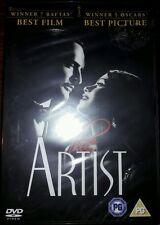 The Artist DVD / Jean Dujardin / John Goodman / Charlie Chaplin / Brand New