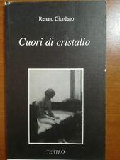 Cuori di cristallo - Renato Giordano - Il Ventaglio - 1988 - M