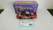 Dale Earnhardt Jr #8 Budweiser Color Chrome 1:24 Action 2002 RARE 1/2,508 NASCAR