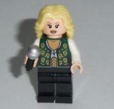 "T.V. Lego Nashville "" Juliette Barnes "" Custom (Genuine Lego Parts) NEW"