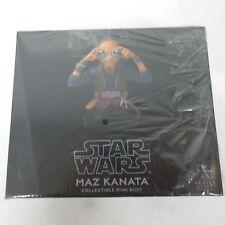 Star Wars Maz Kanata Mini Bust - Gentle Giant - Limited to 2500 NEW