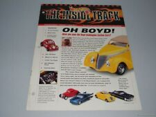 The Inside Track The Official Hot Wheels Volume 1 Number 1 FREE US SHIPPING