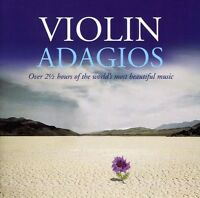 Various Artists - Violin Adagios / Various [New CD]