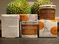 1 Peter Thomas Roth Pumpkin Enzyme Mask 5 oz 150 ml NIB + Bonus 🎁 Exp. 1/22