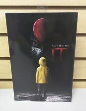 "IT: Pennywise the Dancing Clown Action Figure 7"" (2018) NECA Reel Toys New"