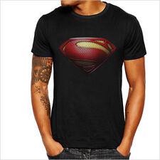 Superman-Größe 5XL Herren-T-Shirts mit Motiv