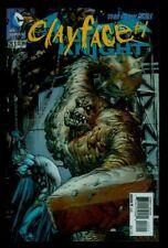 DC Comics New 52 BATMAN DARK KNIGHT #23.3 CLAYFACE Cover NM/M 9.8