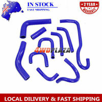 Silicone Heater Pass Hose For Toyota Hilux LN106 107 111 LN130 2.8D 3L 4 Runner