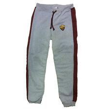 ROMA pantalone tuta grigio in cotone garzato taglia 11/12 anni prodotto ufficial
