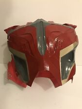 ALL PLASTIC IRON MAN MARK 45 - BACK PIECE Costume Adult Armor