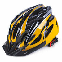 Bicycle Helmet Bike MTB Cycling Adult Adjustable Unisex Safety Outdoor Sports