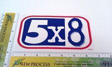 Pace Trailer - 5'x8' Worksport Sticker - Part #670330 (from OEM supplier)