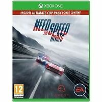 Need for Speed: Rivals (Microsoft Xbox One, 2013)