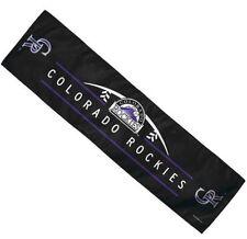 """WinCraft Colorado Rockies 8"""" x 30"""" Cooling Towel"""
