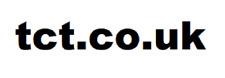 TCT.CO.UK - Premium Short Website Domain Name URL For Sale 3 Letter .CO.UK