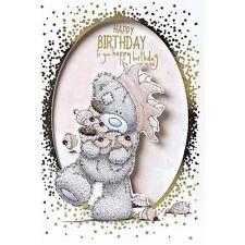 Me to You Cupcakes Birthday Card Tatty Teddy Bear
